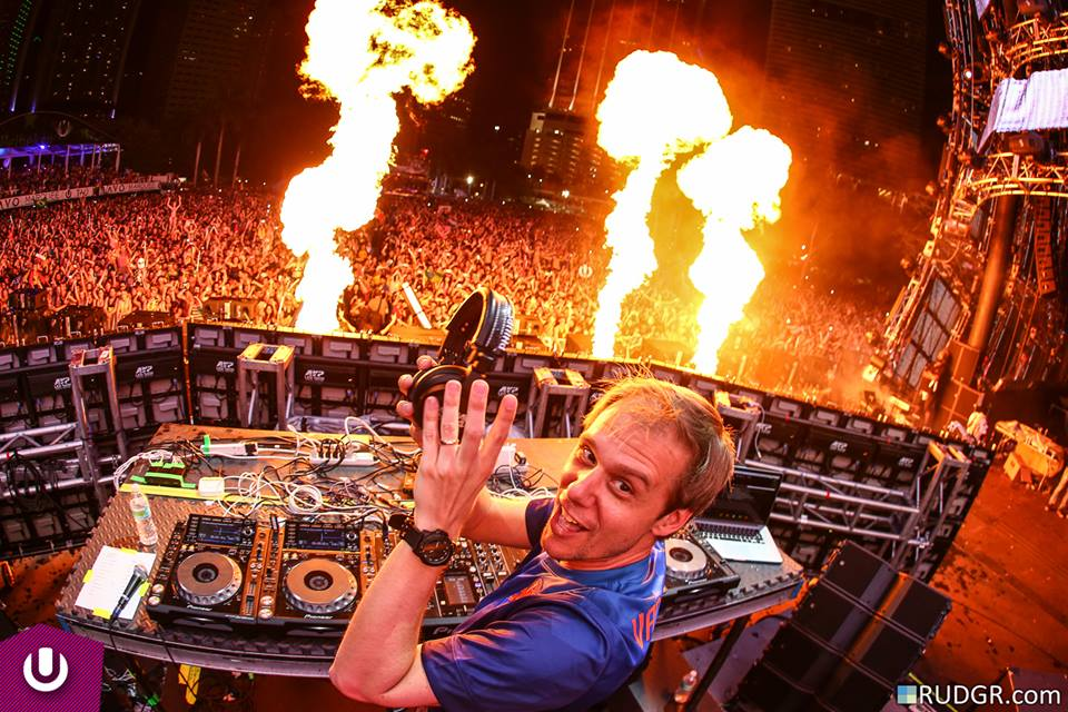Image from Facebook: Ultra Music Festival
