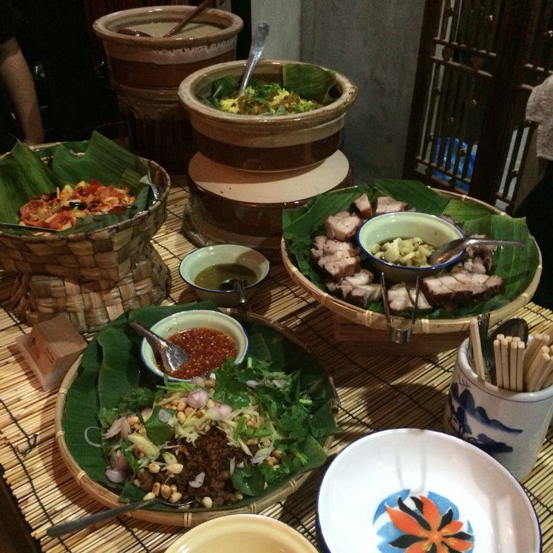 Image from Facebook: Chyuan's Tiffin Underground Supper Club