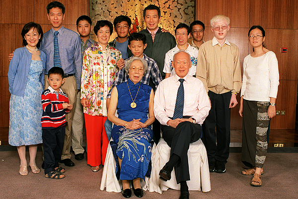 RIP Lee Kuan Yew, The Man Who Fought For A Malaysian Malaysia