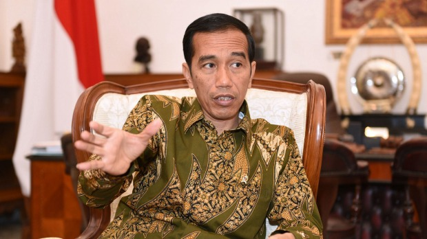 Indonesian President Joko Widodo says the former Prime Minister was a close friend of Indonesia and renowned as the founding father of modern Singapore.