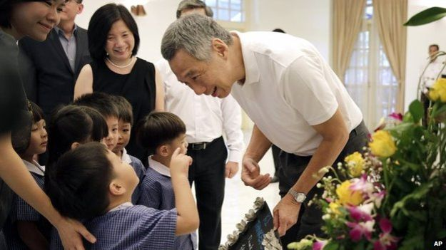 Prime Minister Lee Hsien Loong thanked Singaporeans for their messages of support.