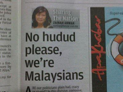 13 Answers To Help You Understand How The Hudud Controversy Affects You