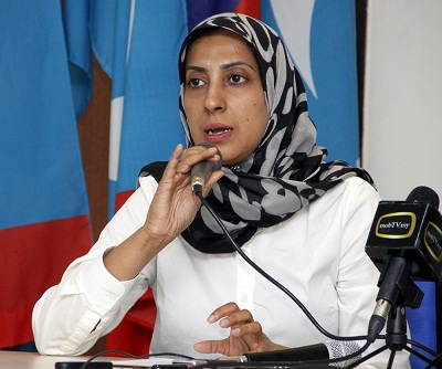 Latheefa Koya is PKR's legal adviser and she is one of the lawyers in charge of Anwar's sodomy case.
