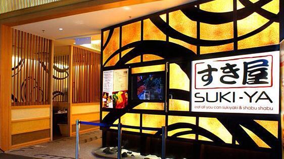 Image from SUKI-YA, Pavilion KL's Facebook