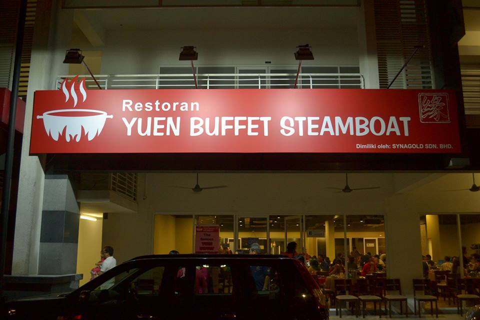Image from Yuen Buffet Steamboat Restaurant's Facebook