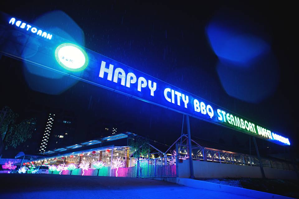 Image from Happy City Bbq Steamboat Restaurant's Facebook
