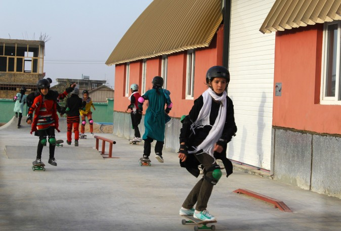 Image from Skateistan