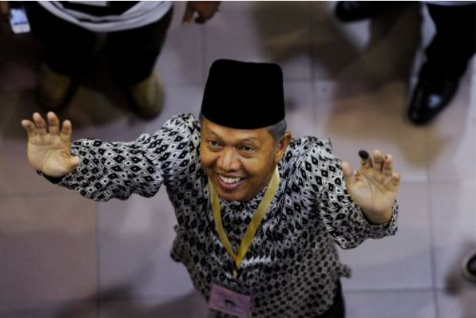 BN's Hasan Arifin has won the Rompin by-elections.