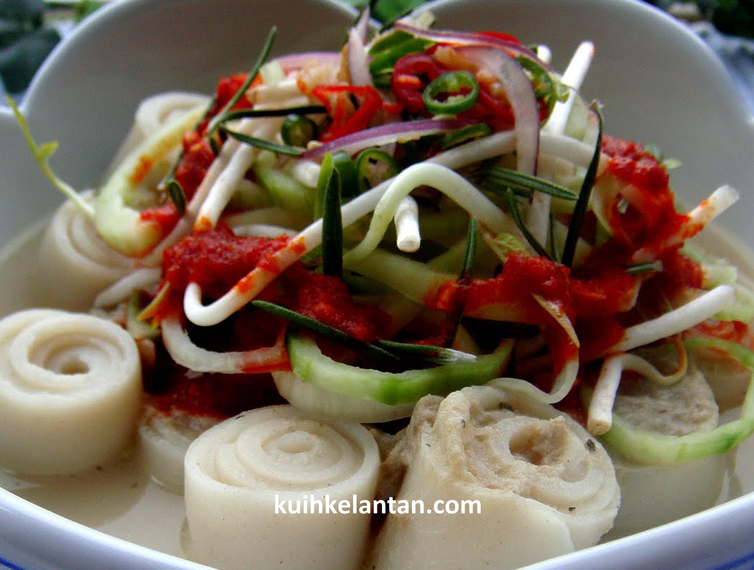 Image from Kuih Kelantan