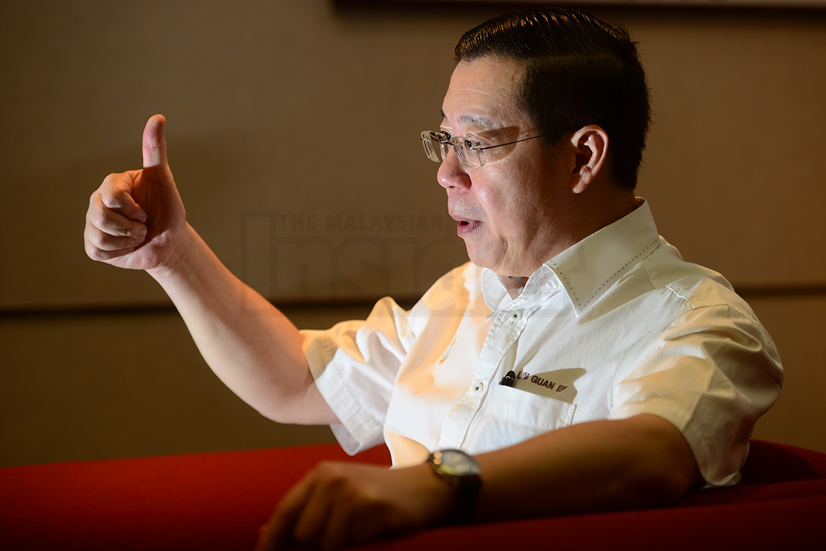 Penang Chief Minister Lim Guan Eng says the Penang Island City Council (MBPP) and Seberang Prai Municipal Council (MPSP) will be absorbing the goods and services tax (GST) beginning July 1.