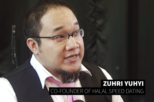 Halal speed dating syed azmi