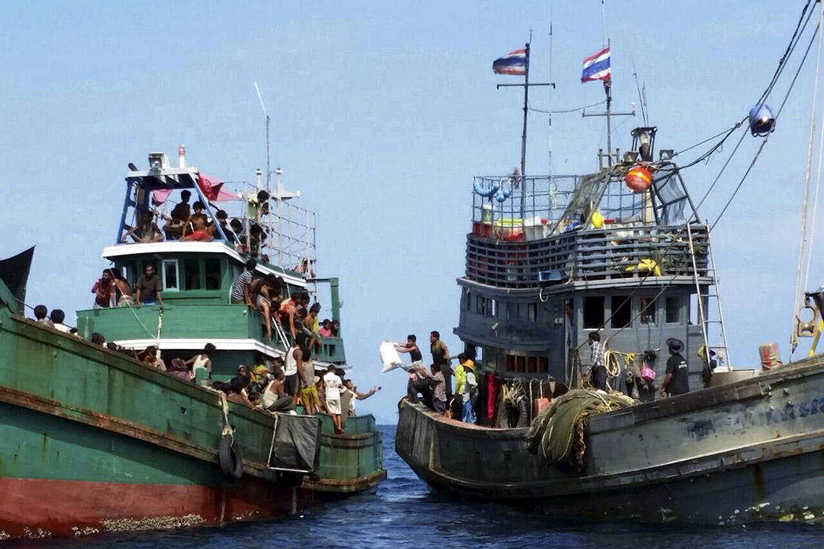 Focus on boat search and rescue not point fingers sabah minister says malay mail online - Image Via Reuters