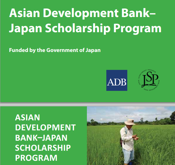 Asian development bank scholarships father-in-law was