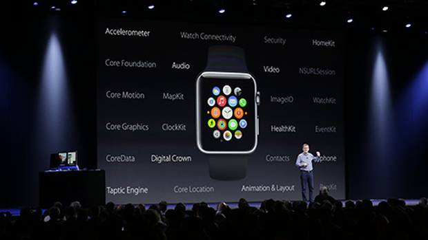 Apple Vice President Kevin Lynch