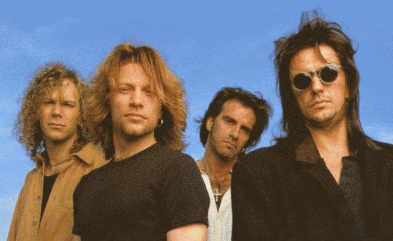 Jon Bon Jovi's still hot either way. ;)