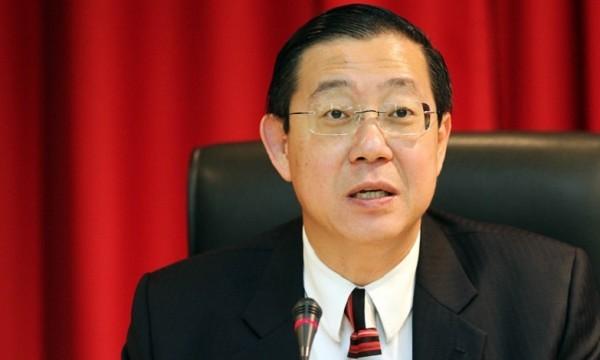 Setiausaha Agung DAP, Lim Guan Eng.