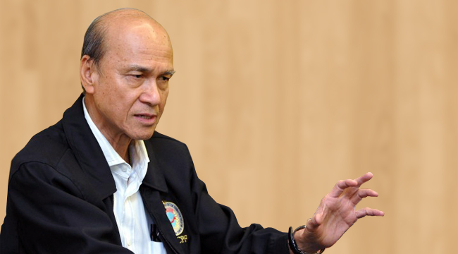 Tan Sri Lee Lam Thye