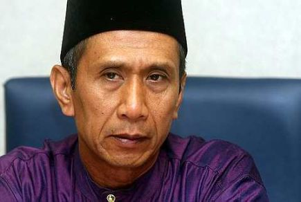 Datuk Mohammed Khusrin Munawi