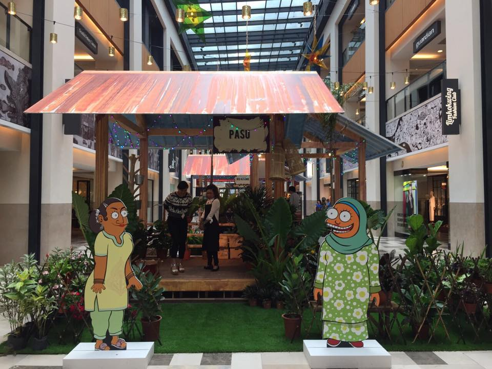 Image from Publika's Facebook