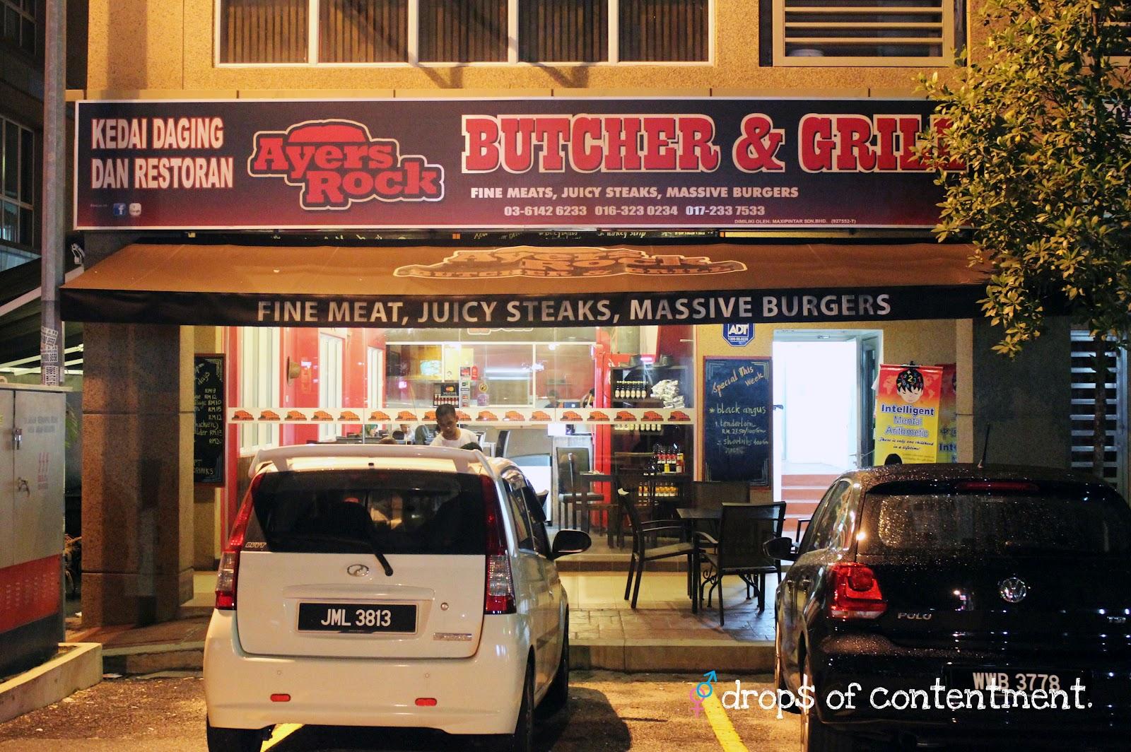 9 restoran 39 western 39 halal yang anda mesti kunjung sekitar for Food bar kota damansara