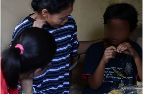 Teachers Tie Up And Beat A 10-Year-Old Orang Asli Schoolgirl