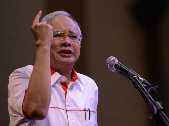 Najib Razak denies taking funds from 1MDB, blaming Dr Mahathir Mohamad for orchestrating the attacks against him.