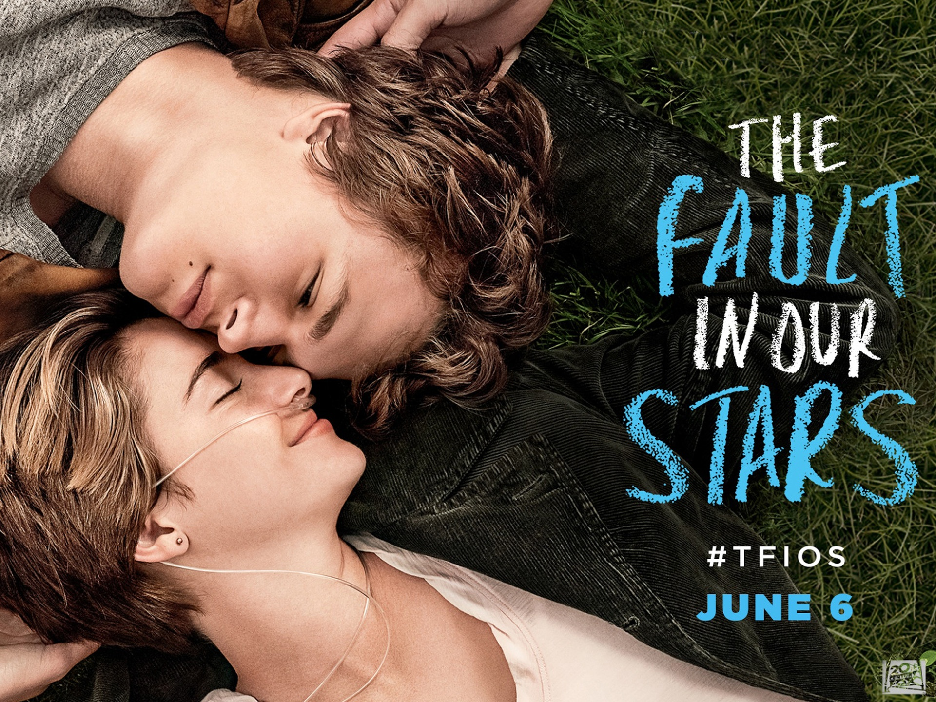 Adapted from 'The Fault In Our Stars'.