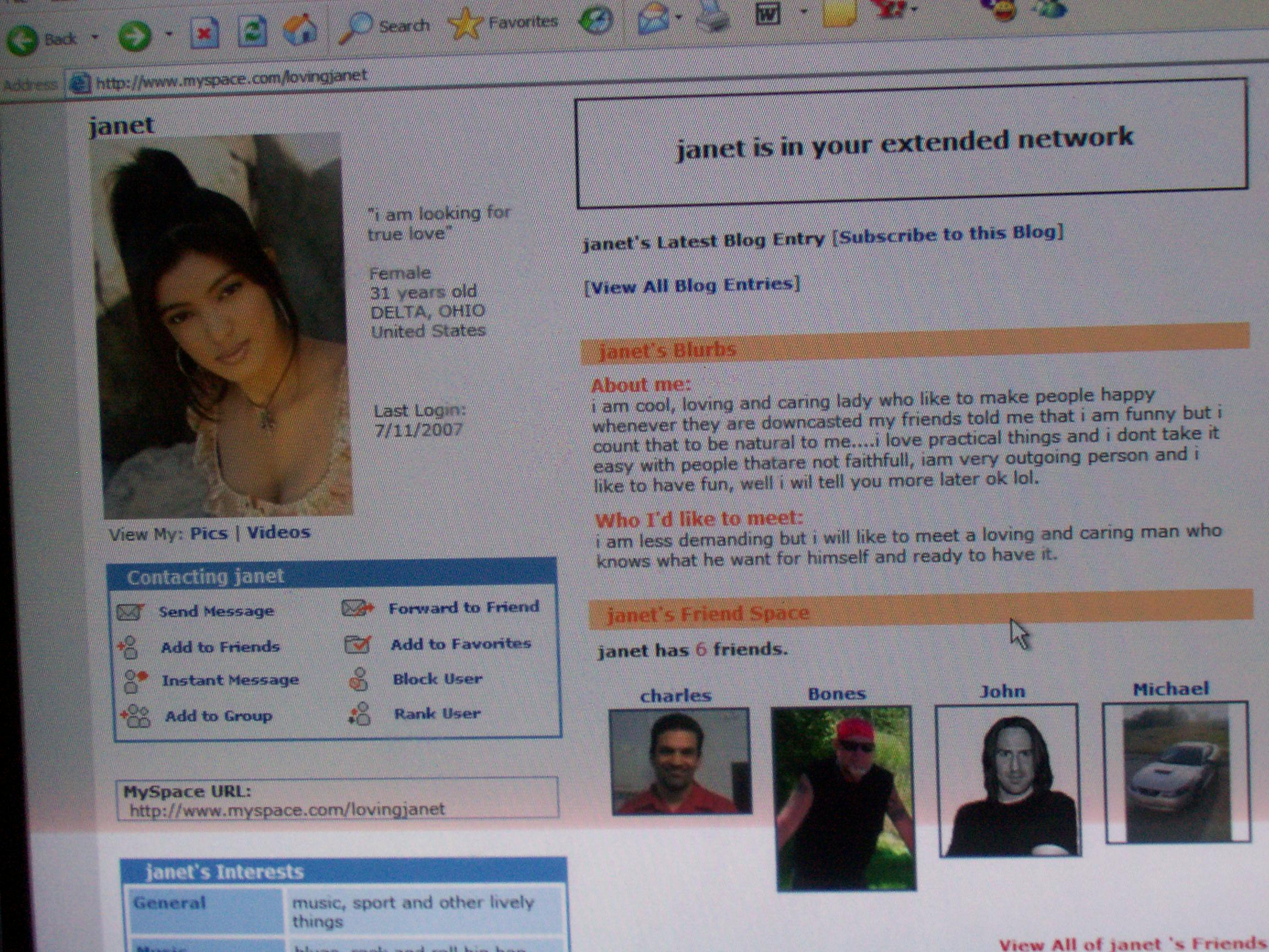Uk Dating Agencies Scams On Facebook