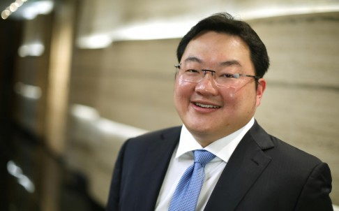 Jho Low, CEO of Jynwel Capital Limited.