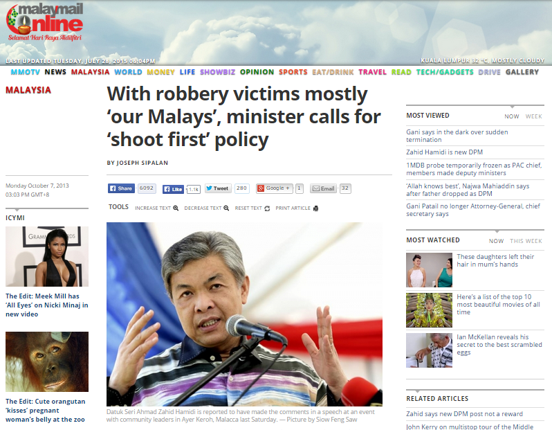 Image from The Malay Mail Online