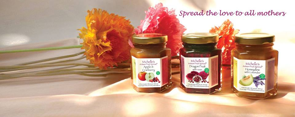 Image from Michelle's Artisan Fruit Spread/Facebook