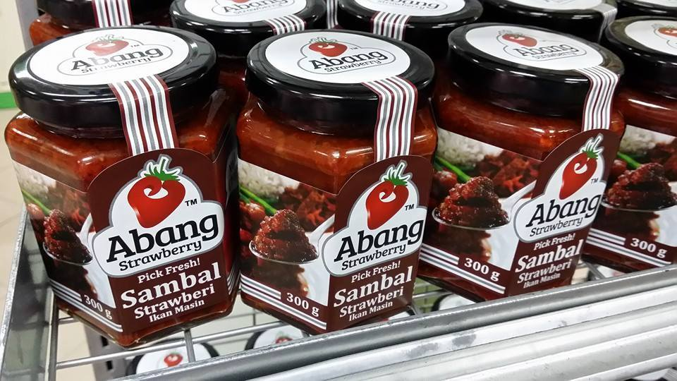 Image from Abang Strawberry/Facebook