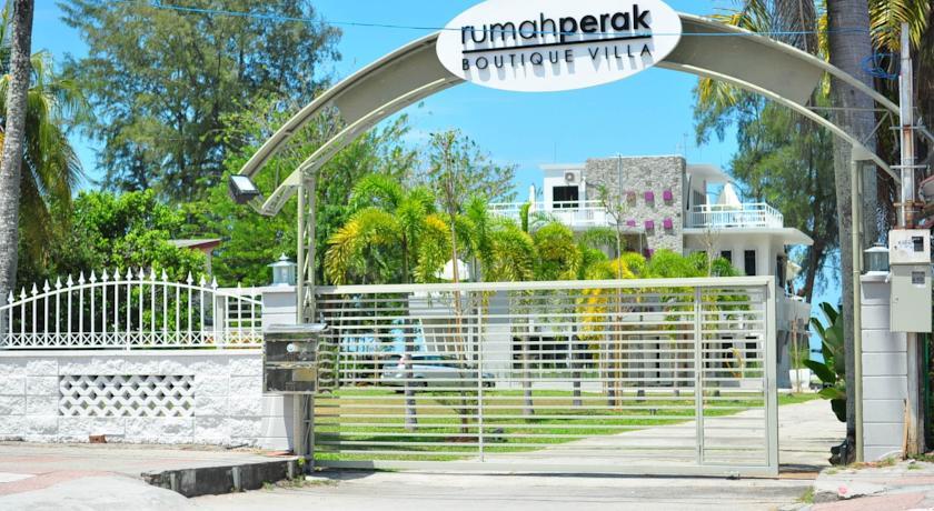 Image from Facebook Rumah Perak Boutiquevilla