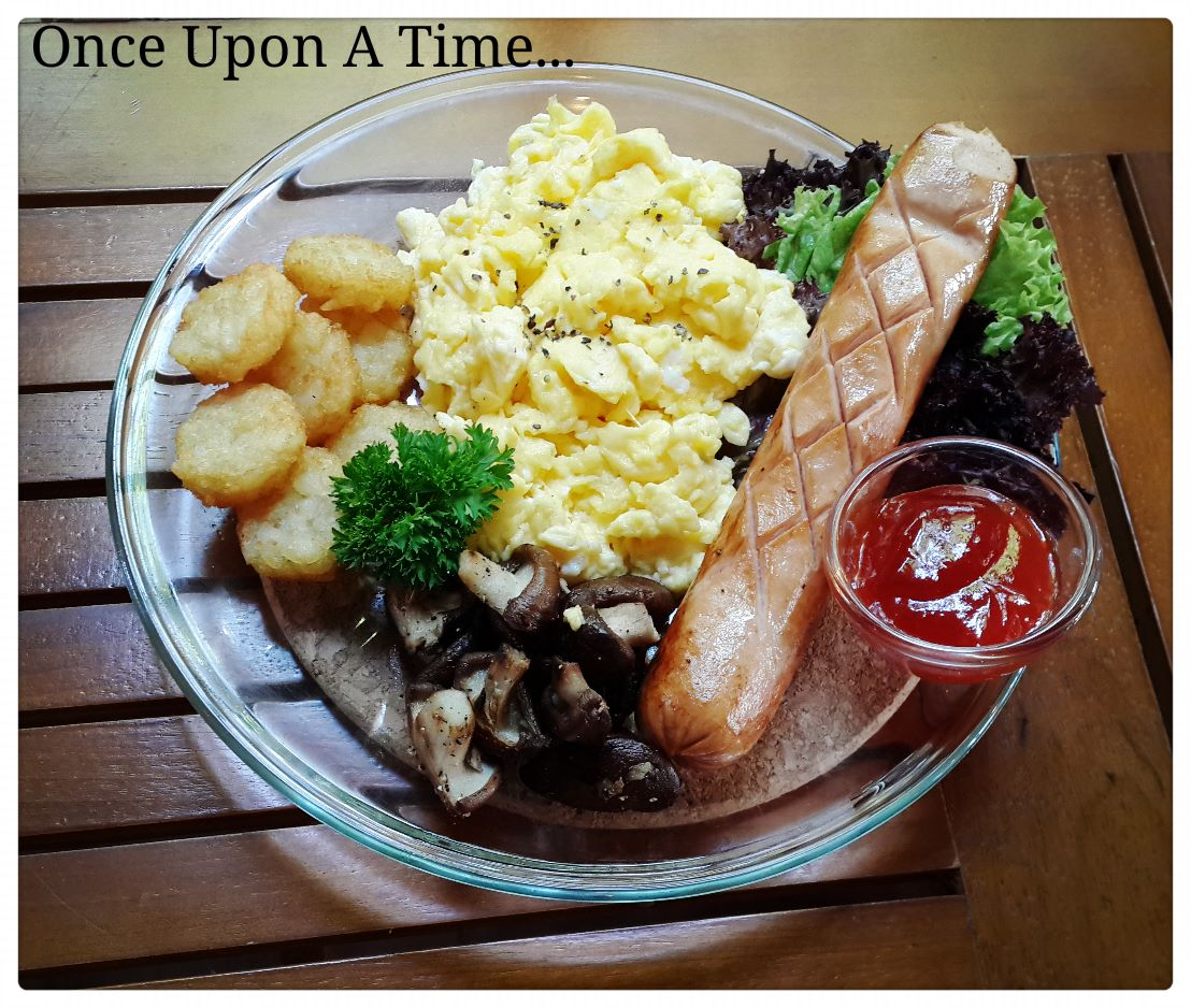Image from Facebook Once Upon A Time Cafe & Boutique