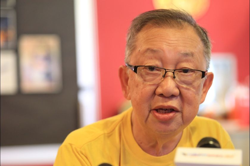 Bersih northern region coordinator Toh Kin Woon