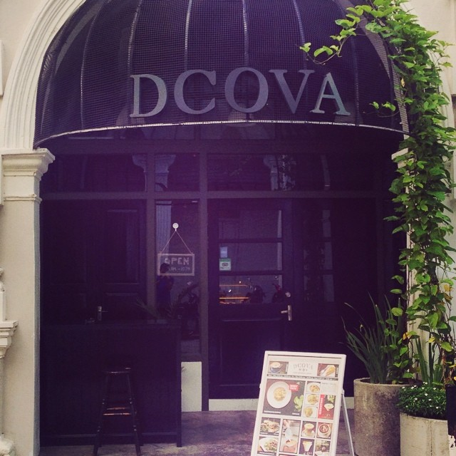 Image from Instagram @dcovacafe