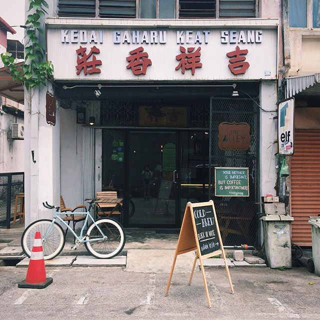Image from Instagram @thealleypenang