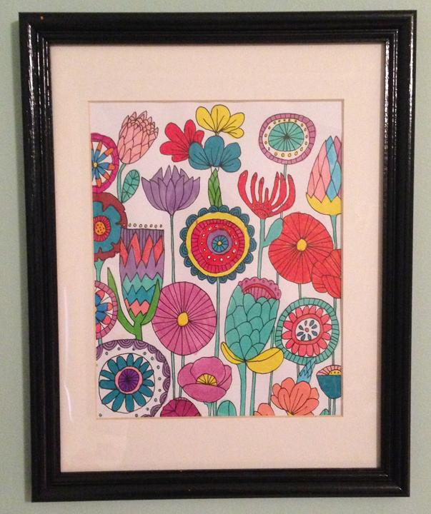 framed coloring pages 11 Reasons Why You Should Totally Get A Colouring Book Right Now framed coloring pages