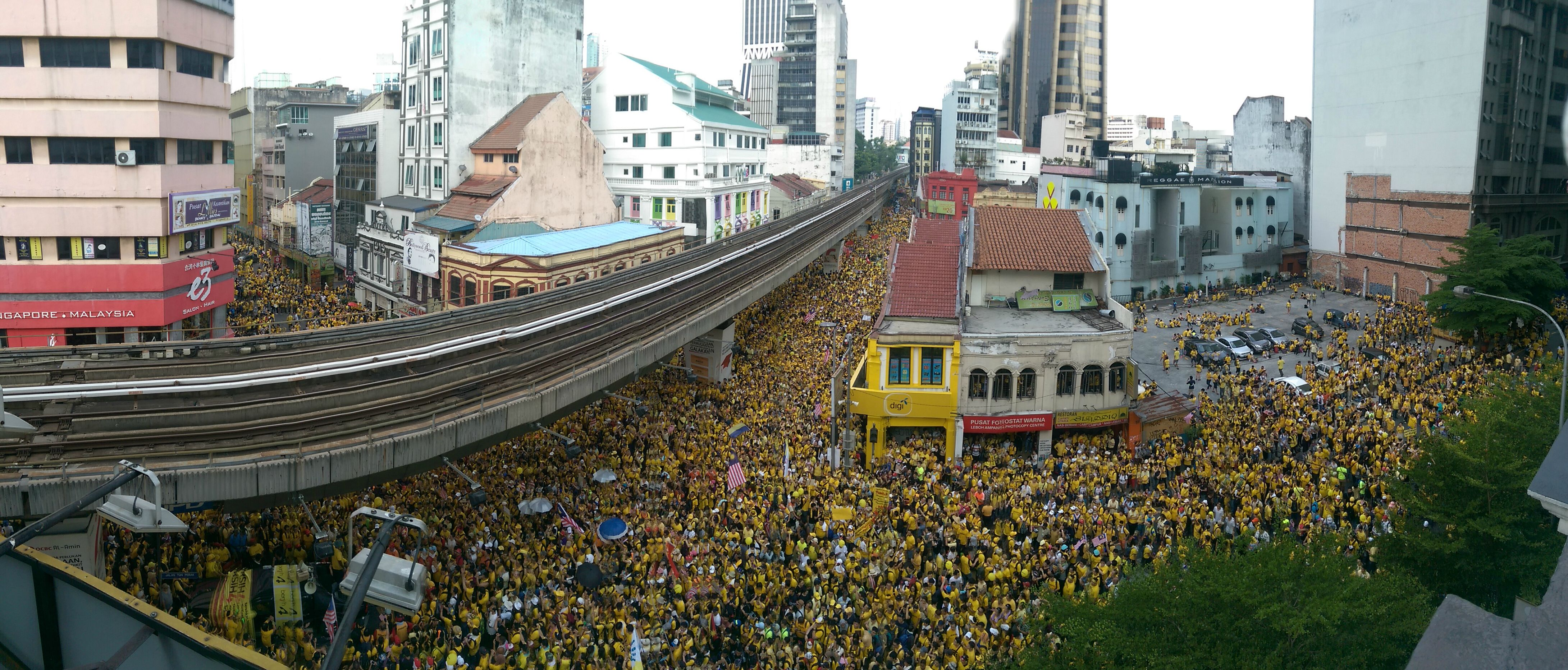 Image result for bersih4