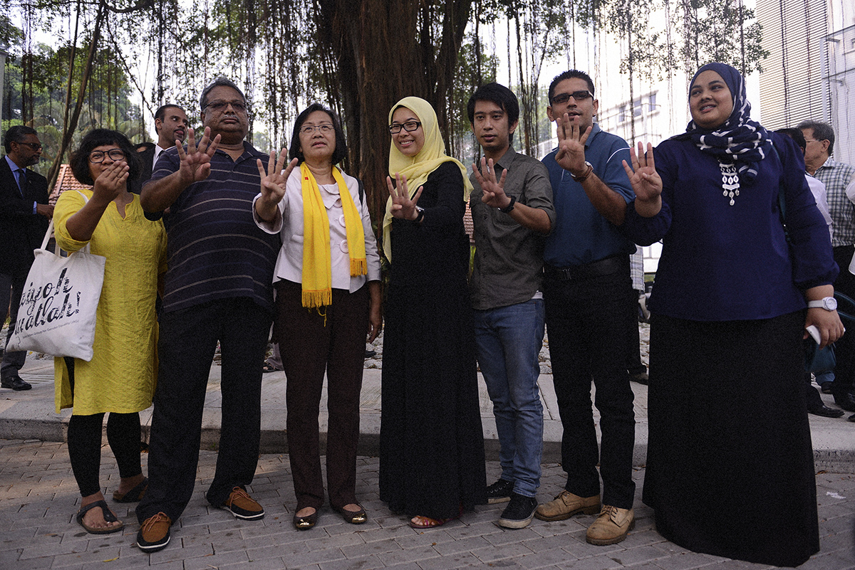 Image from Nazir Sufari / The Malaysian Insider