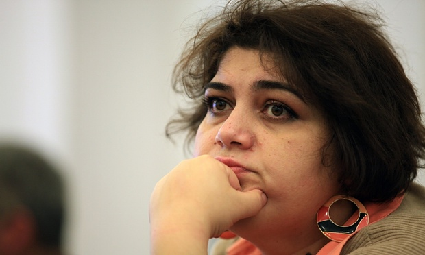 Azerbaijan journalist Khadija Ismayilova has been jailed for seven-and-a-half years