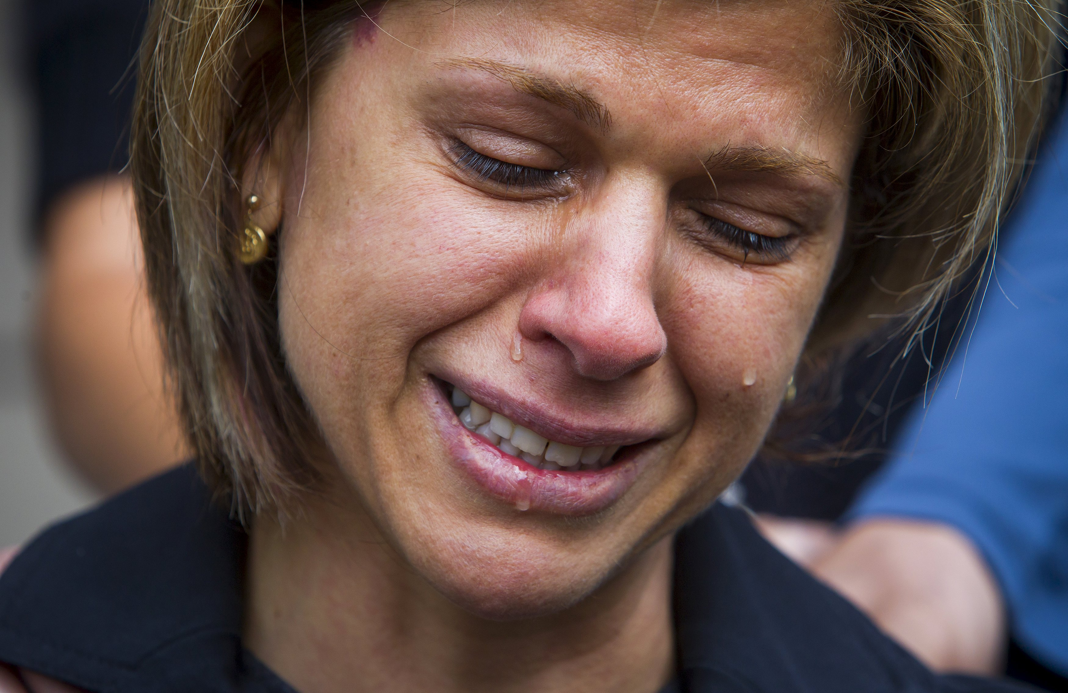 Aylan's aunt makes an emotional appeal to refugees planning to cross Mediterranean to think again.