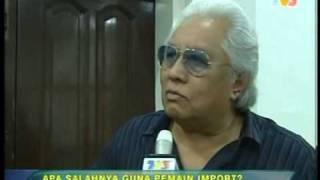 FAM deputy president Datuk Mokhtar Ahmad