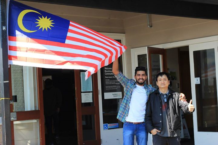 Image from Auckland Malaysian Society