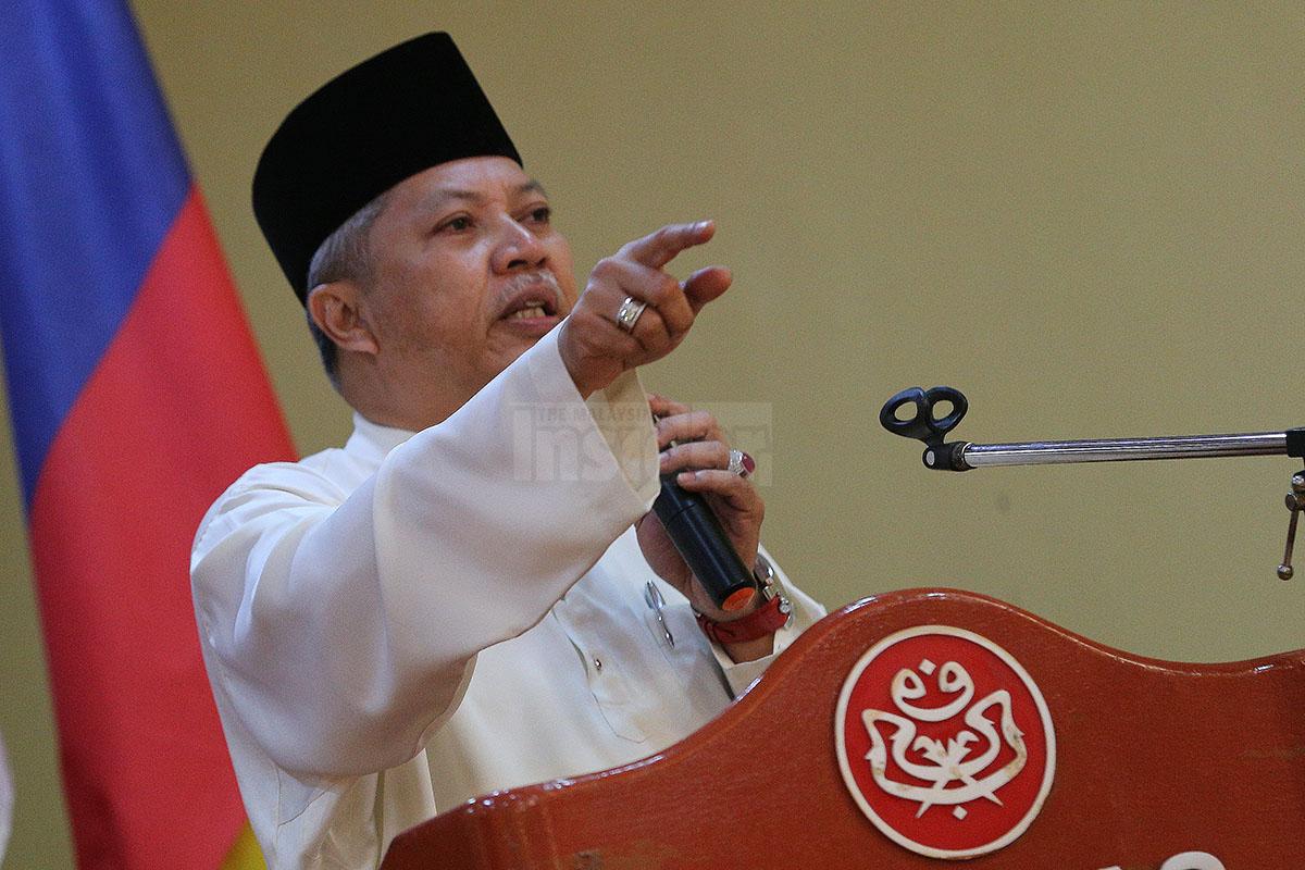 UMNO Supreme Council member Tan Sri Annuar Musa