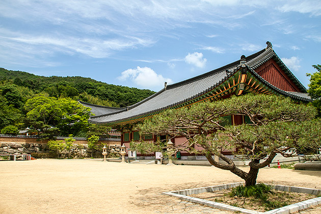 Beomeosa Temple, Busan.