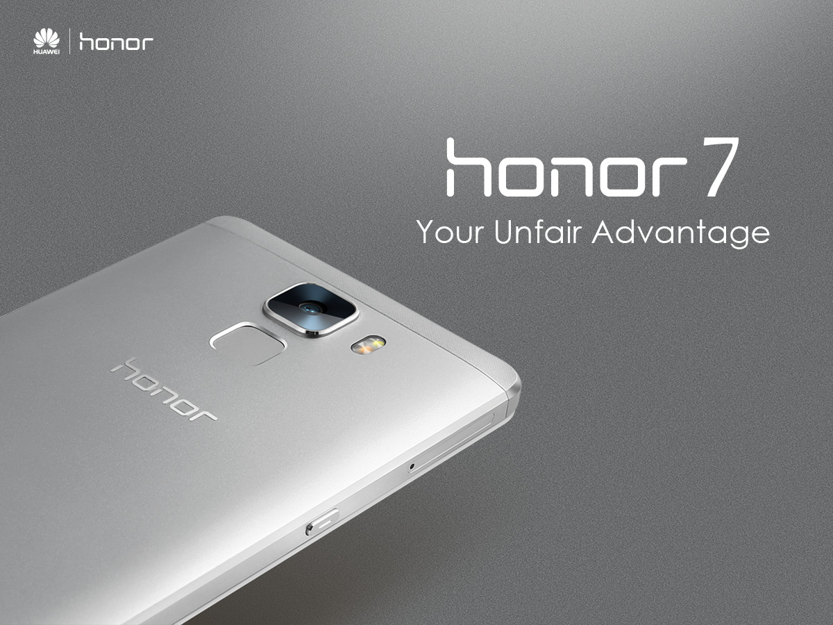 Image from Honor
