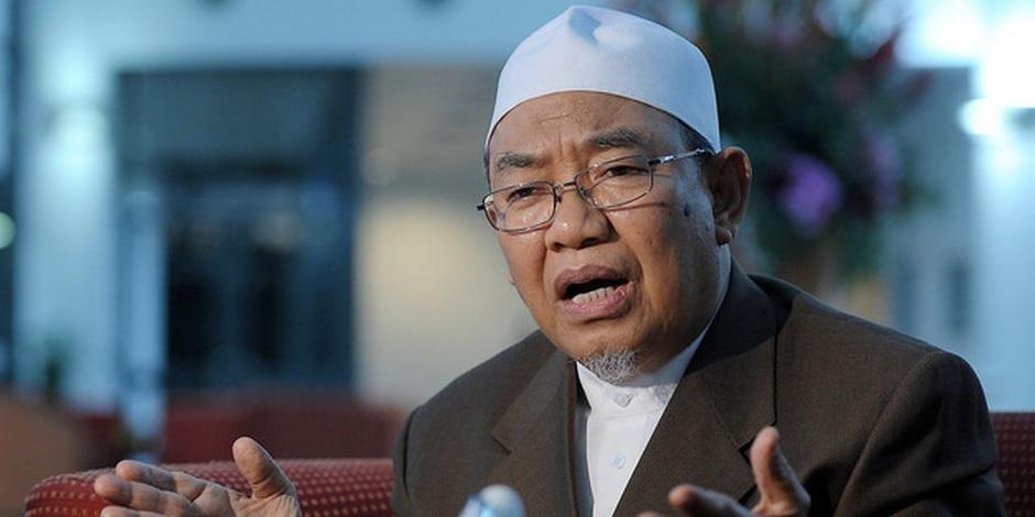 Perak mufti Tan Sri Harussani Zakaria