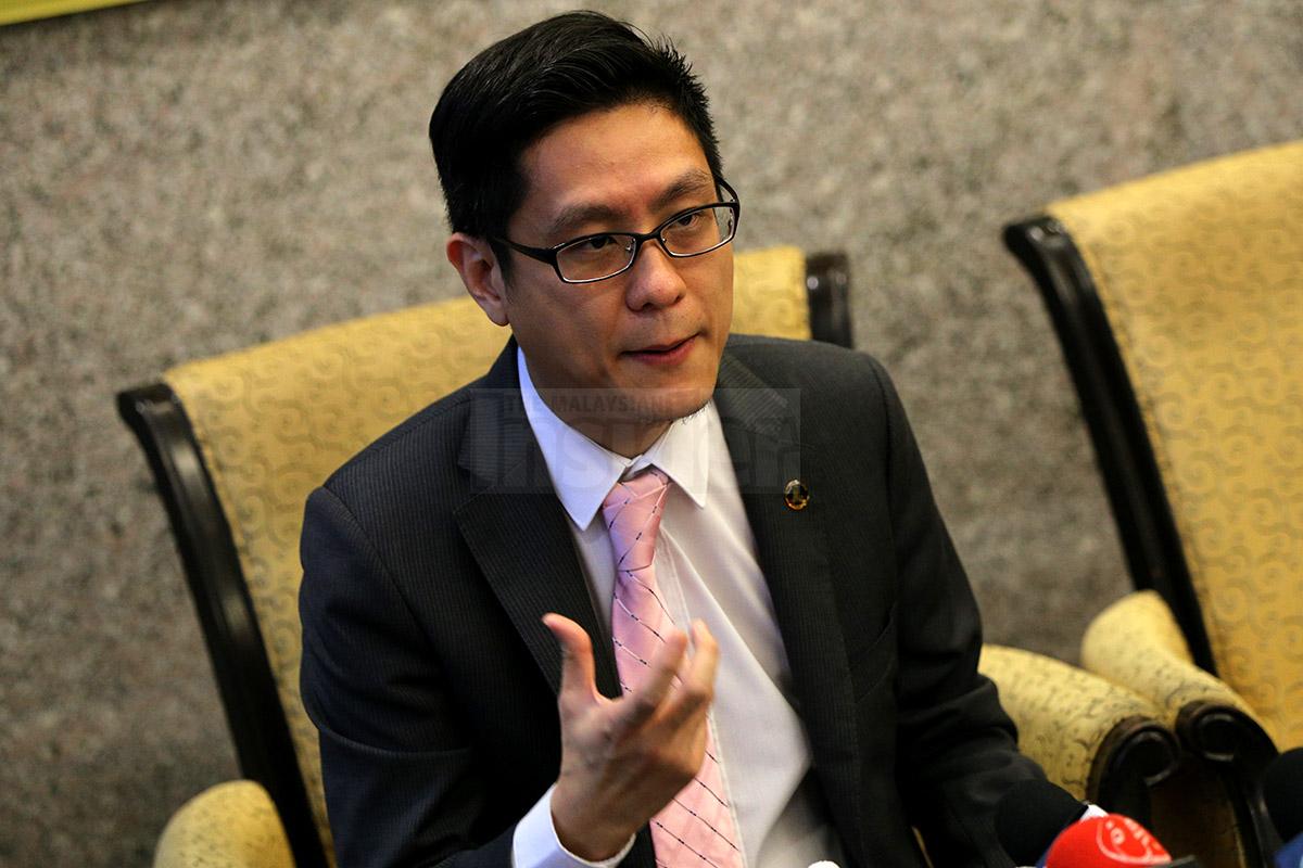 DAP MP Zairil Khir Johari