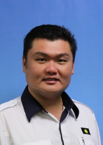 MCA's Youth central committee member Quek Tai Seong